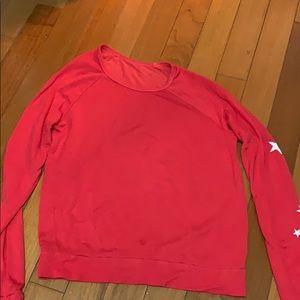 Sundry red sweatshirts size 1